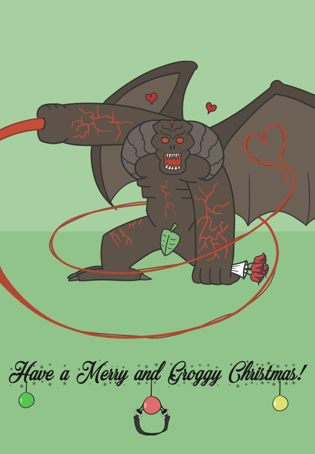 Have a Merry and Groggy Christmas!