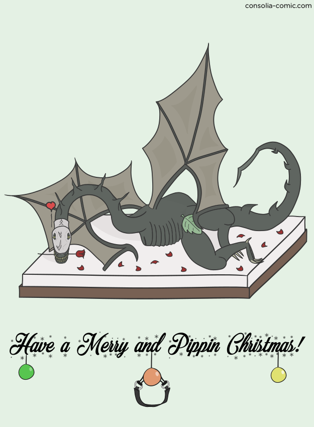 Have a Merry and Pippin Christmas!